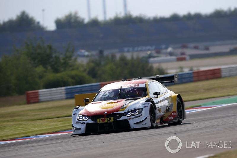 16. Augusto Farfus, BMW Team RMG, BMW M4 DTM