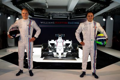 Präsentation Williams Martini Racing FW36