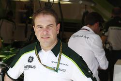 Руководитель Caterham F1 Манфреди Раветто
