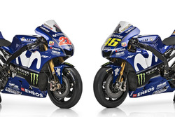 Bikes of Maverick Viñales, Yamaha Factory Racing, Valentino Rossi, Yamaha Factory Racing