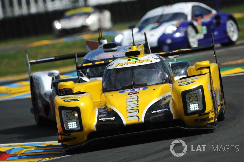 23: #29 Racing Team Nederland Dallara P217 Gibson: Frits van Eerd, Giedo van der Garde, Jan Lammers, 3'28.111