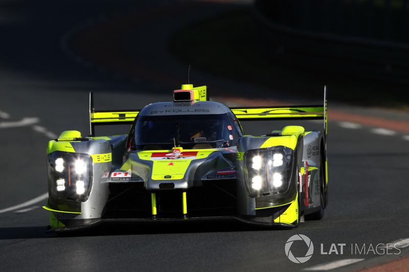 8. LMP1: #4 ByKolles Racing Team, Enso CLM P1/01