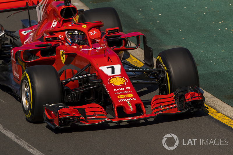 Raikkonen mengamuk setelah mengetahui strategi Vettel