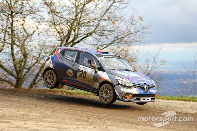 Clio R3T Alps Trophy: Rallye Pays du Gier