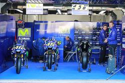Valentino Rossi, Yamaha Factory Racing bikes