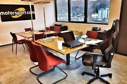 Visita all'ufficio di Motorsport.com Svizzera