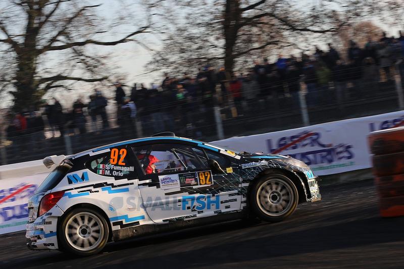 Simone Fumagalli, Mattia Orio, Peugeot 207