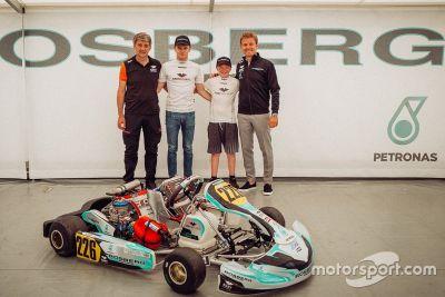 Lancement de la Rosberg Young Driver Academy