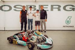 Nico Rosberg lance sa Rosberg Young Driver Academy