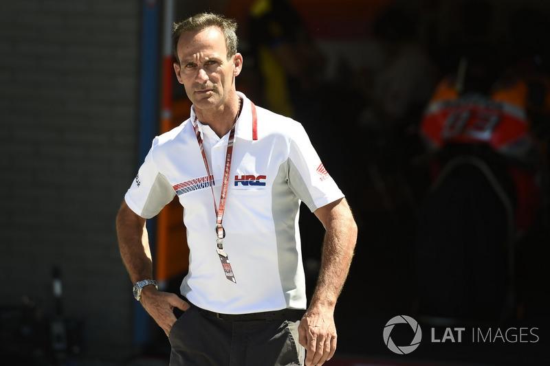 Alberto Puig, Repsol Honda Team Team Principal