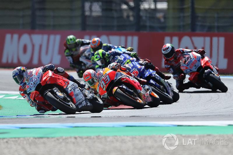 1. MotoGP verkeert in een gouden tijdperk
