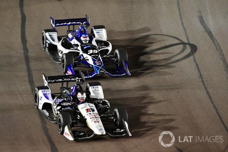 Rahal Letterman Lanigan Racing (Honda)