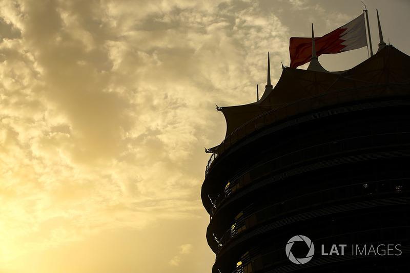 Sakhir Tower, Bahrain International Circuit