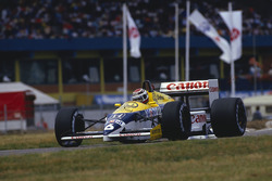 Nelson Piquet, Williams FW11