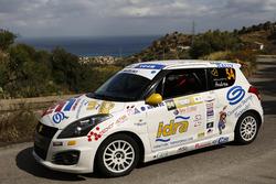 Andrea Scalzotto, Fabio Andrian, Suzuki Swift Sport 1.6 R1B, Funny Team