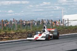 Graham Hill, Embassy Racing Shadow DN1