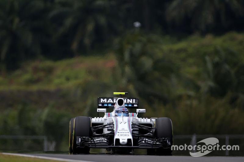 5. Valtteri Bottas, Williams F1 Team