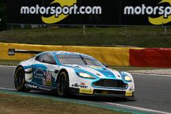 #99 Aston Martin Racing, Aston Martin V8 Vantage: Andrew Howard, Daren Turner, Alex McDowall