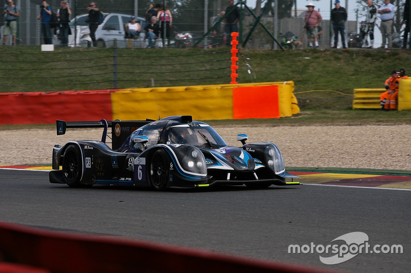 #6 360 Racing , Ligier JS P3-Nissan: Terrence Woodward, Ross Kaiser, James Swift