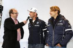 #18 Schubert Motorsport, BMW M6 GT3: Augusto Farfus,  Jörg Müller