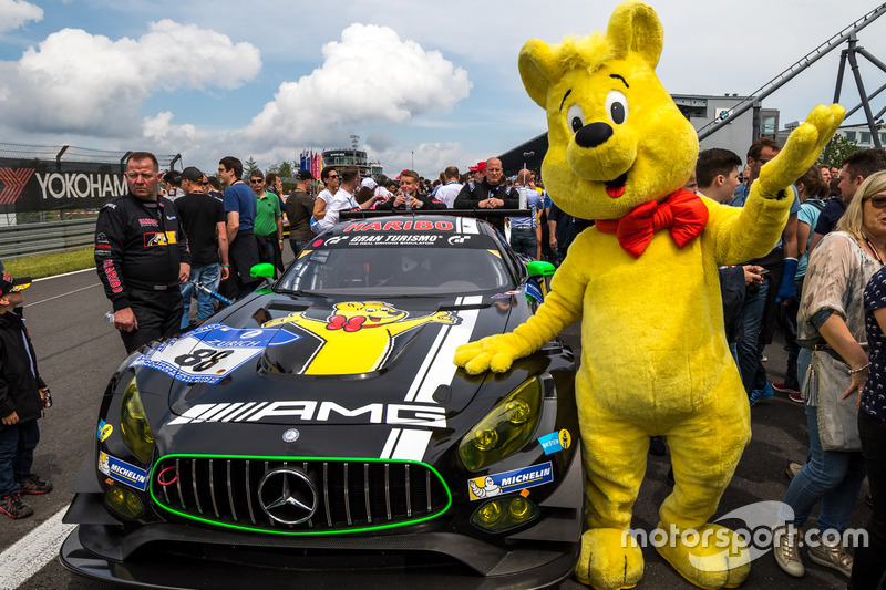 #88 Haribo Racing Team - AMG, Mercedes-AMG GT3