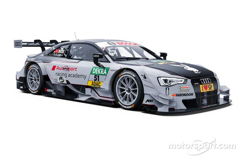 Нико Мюллер, Audi Sport Team Abt, Audi RS 5 DTM