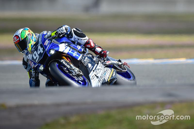 #94 GMT94 Yamaha: David Checa, Louis Rossi, Niccolo Canepa