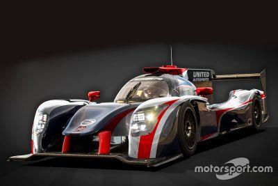 United Autosport Pilot açıklaması