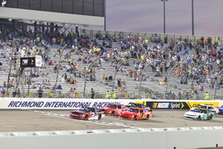 Start: Austin Dillon, Richard Childress Racing Chevrolet leads