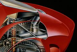 Ferrari 250 GTO cutaway