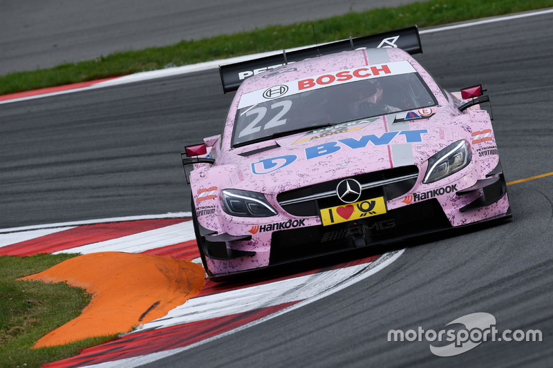 10. Lucas Auer, Mercedes-AMG Team Mücke, Mercedes-AMG C63 DTM