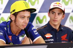 Валентино Росси, Yamaha Factory Racing, Марк Макрес, Repsol Honda Team