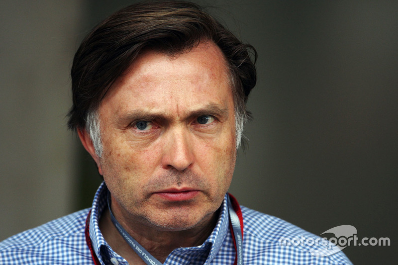 Jost Capito, McLaren Chief Executive Officer