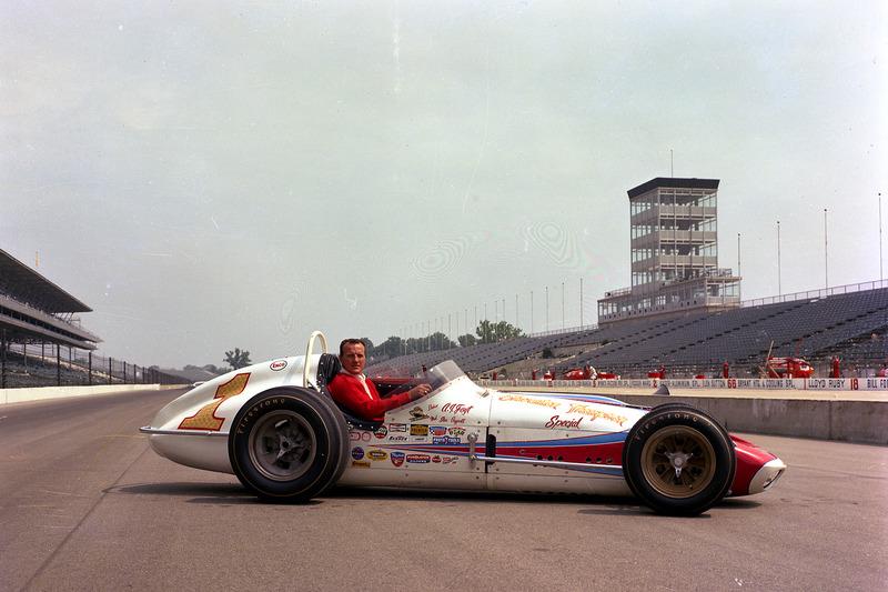 1964 - A.J. Foyt, Watson/Offy