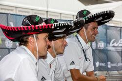 Marcel Fässler, Andre Lotterer, Benoit Tréluyer