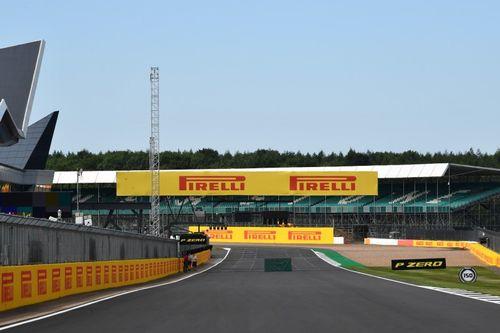 F1 British GP Live Updates - Friday practice