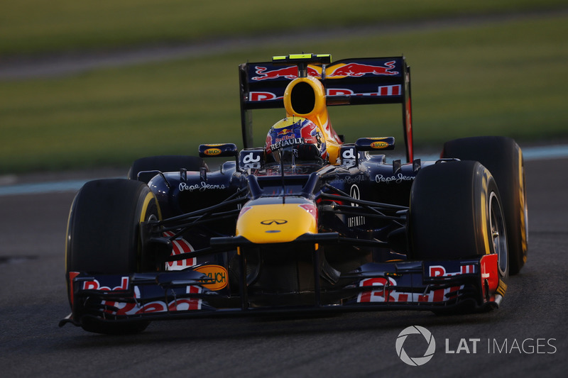 2012 : Red Bull RB8, à moteur Renault