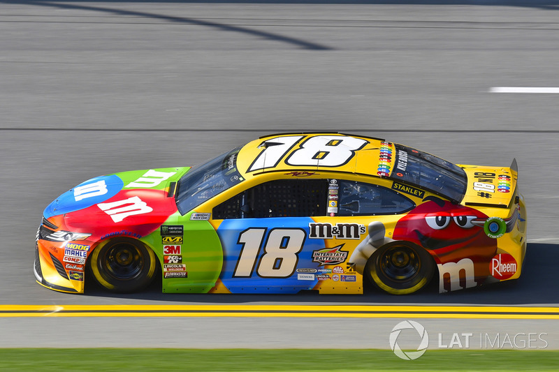 12. Kyle Busch, Joe Gibbs Racing, Toyota