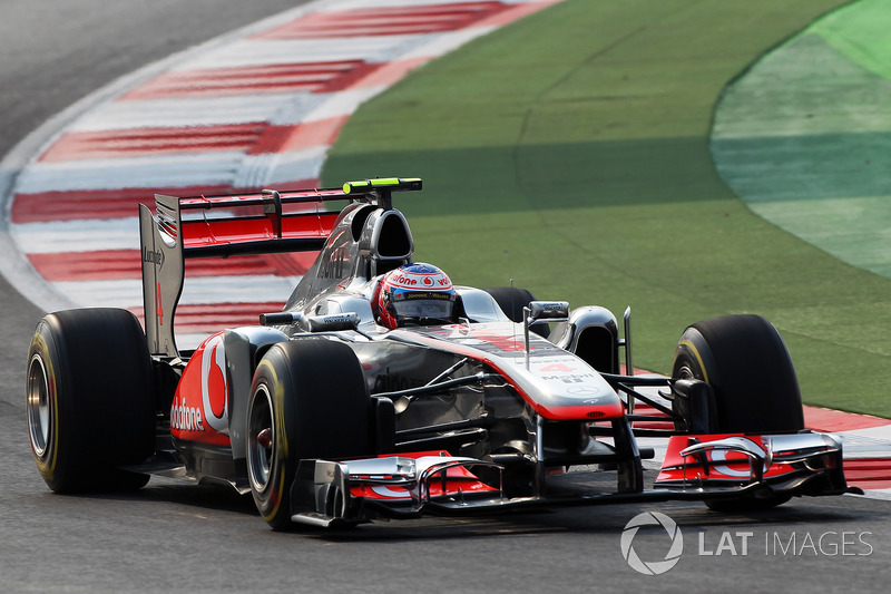 Jenson Button – GP da China de 2011