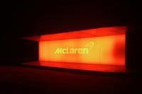 McLaren signage