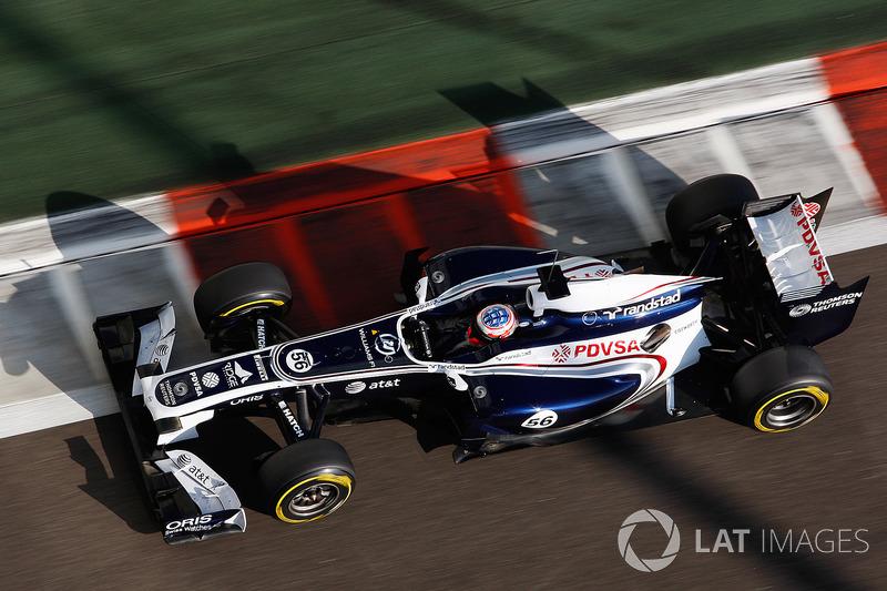 2011 : Williams-Cosworth FW33
