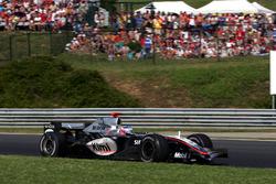 Кімі Райкконен, McLaren MP4/20