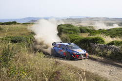 Тьєррі Ньовілль, Ніколя Жильсуль, Hyundai Motorsport Hyundai i20 Coupe WRC
