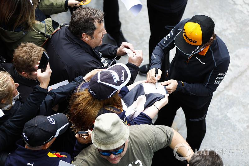 Fernando Alonso és egy nagyon különleges hétvége