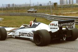 Нельсон Пике, Brabham BT52 BMW