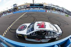1. Kevin Harvick, Stewart-Haas Racing, Ford Fusion Jimmy John's