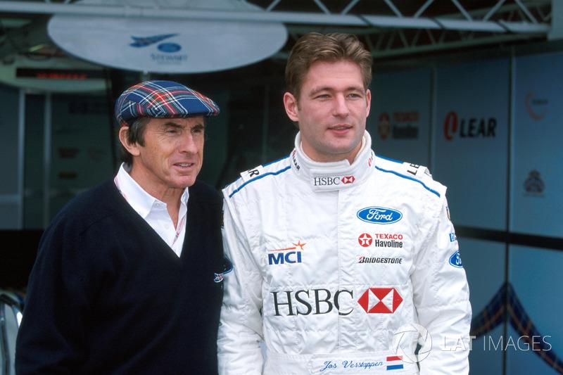 Йос Ферстаппен, Stewart GP (0 очков)