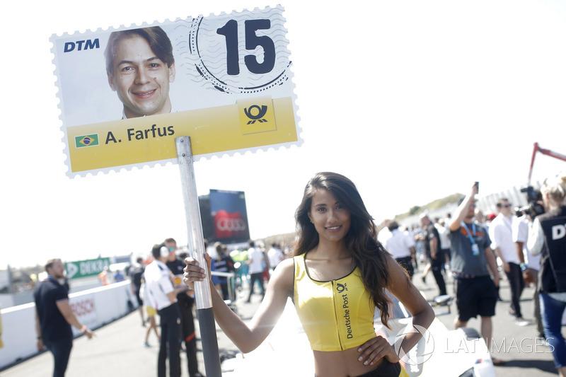 Augusto Farfus, BMW Team RMG grid kızı