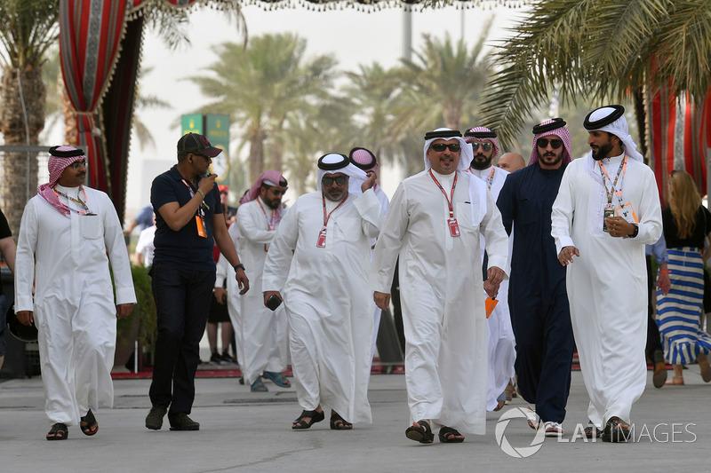 Crown Prince Shaikh Salman bin Hamad Al Khalifa