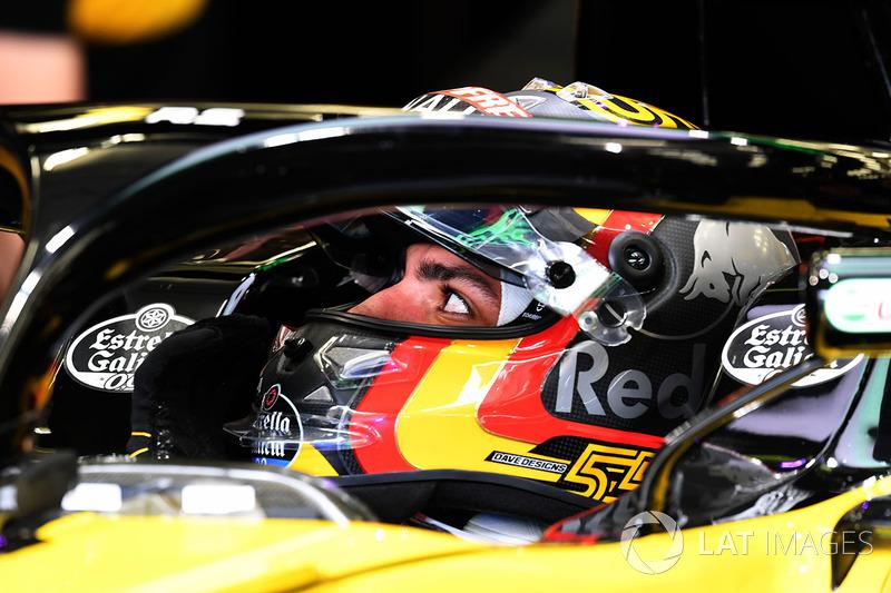 13. Карлос Сайнс, Renault — 1